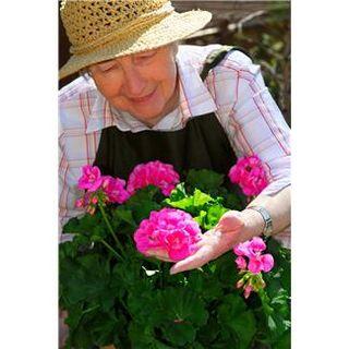 Womanwflowers