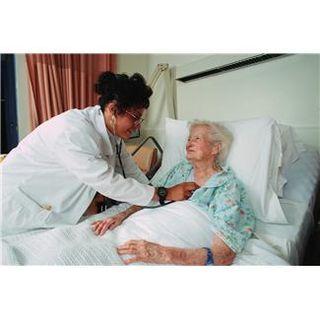 Hospitalwoman